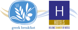 Hellenic Chamber of Hotels Greek Breakfast program initiative certification.